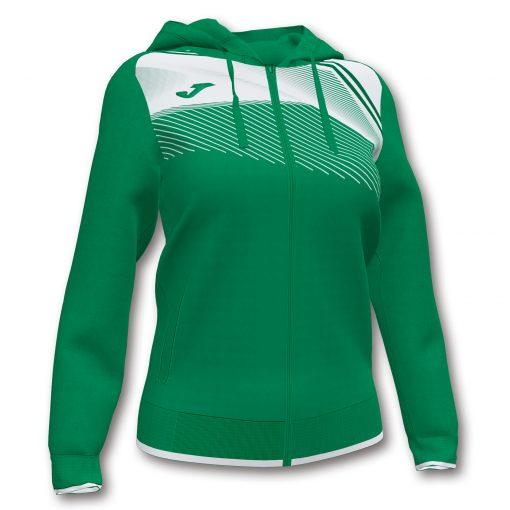Sweat vert femme supernova II football hand volley futsal Joma