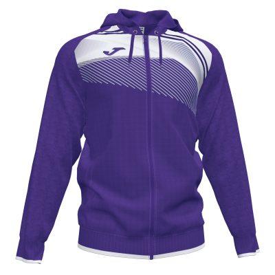 veste sweat violet supernova futsal foot hand volley Joma