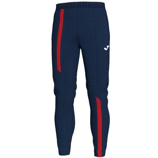 pantalon marine rouge Joma foot futsal hand volley