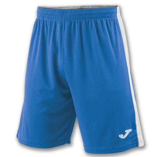 Short, bleu, blanc, Joma, Tokio II, hand, foot, futsal, volley, cricket