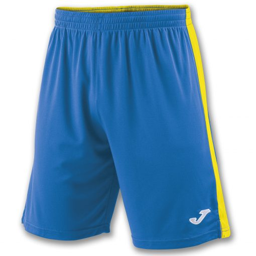 Short, bleu jaune, joma, foot, futsal, joma, hand, cricket, volley