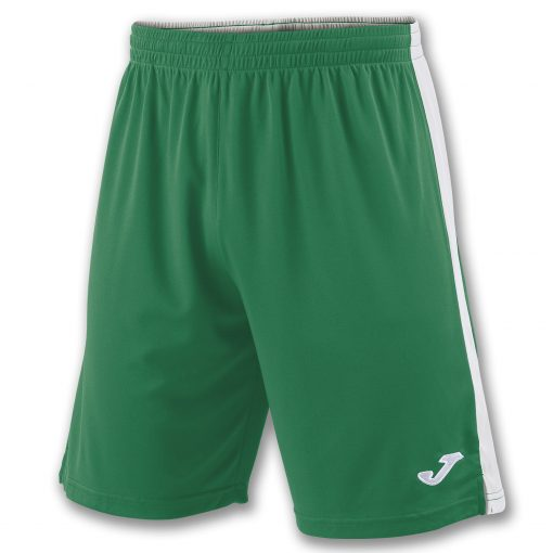 Short vert blanc, tokio II, Joma, foot, hand, futsal, cricket, volley
