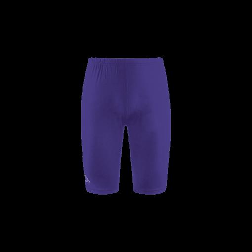 Sous short violet kappa, foot futsal, hand, volley, rugby, vurgay