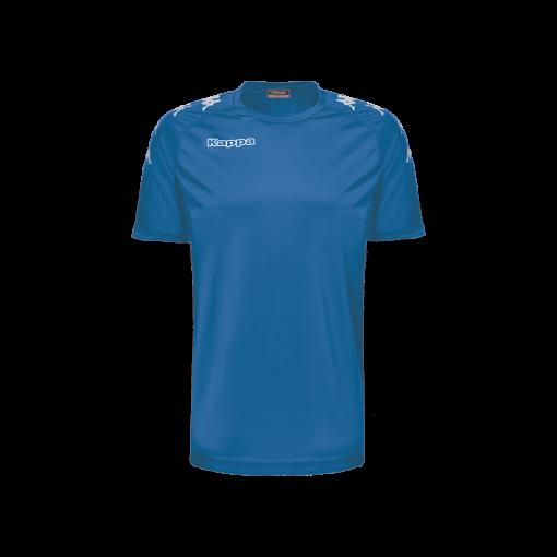 Maillot bleu ciel, castolo, kappa, foot, hand, futsal, volley