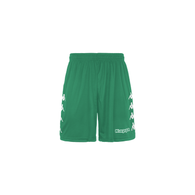 Short vert kappa, curchet, foot, futsal, hand, volley