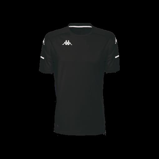 Maillot noir kappa, pro team abou 4, pro team, entrainement