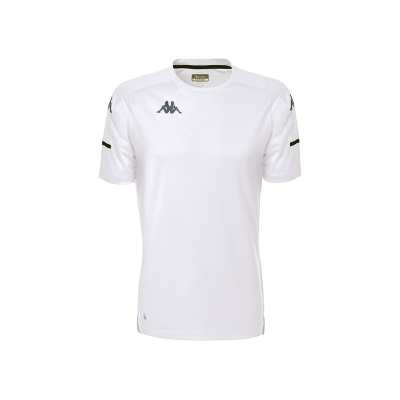 Maillot blanc Abou Pro 4 kappa, pro team, entrainement