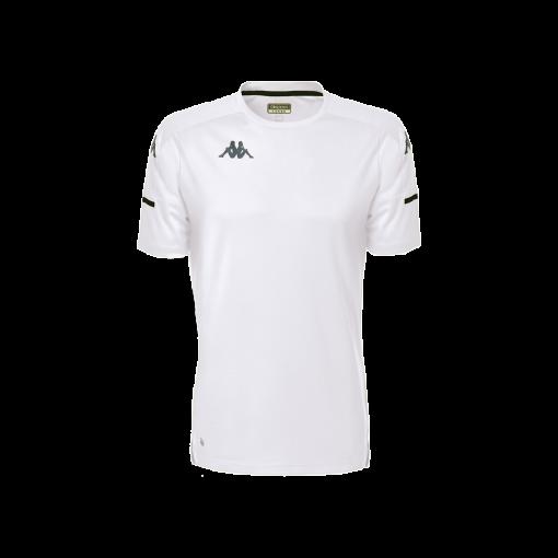 Maillot blanc Abou Pro 4 kappa, pro team, entrainement