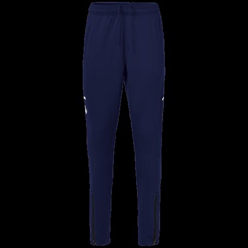 Pantalon bleu marine Kappa, hors field, sortie, abunszip