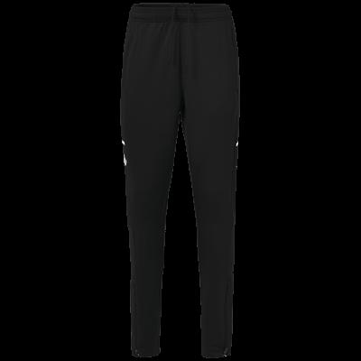 pantalon gris kappa, abunszip, pro team, sortie, hors field, gris