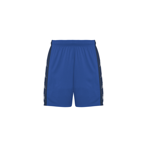 Short bleu kappa delebio foot futsal