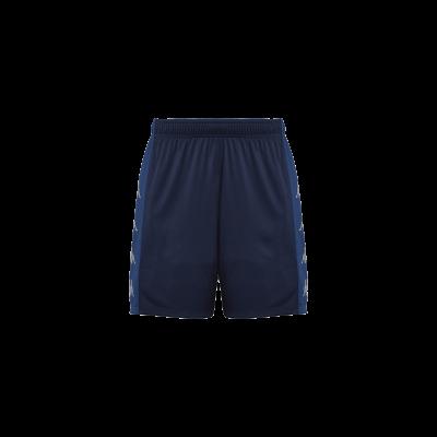 Short delebio Kappa bleu marine foot futsal