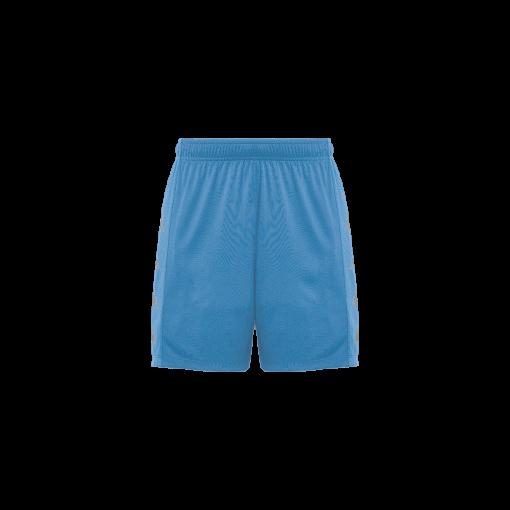 short bleu ciel kappa delebio futsal foot