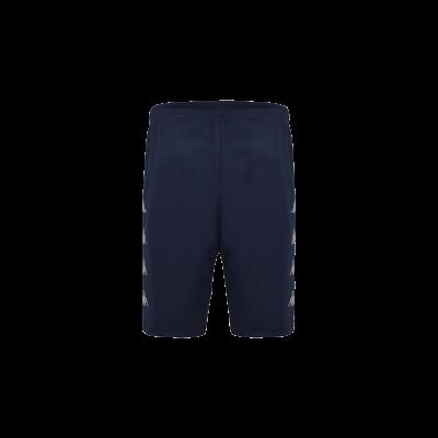 Short long noir entrainement, kappa, foot, futsal, hand, volley
