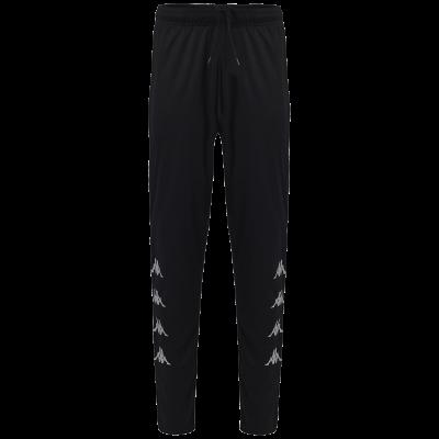 pantalon noir kappa, dolcedo, bas
