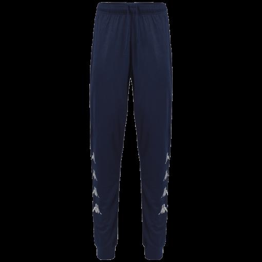 Pantalon bleu marine kappa, erice, hors field, rugby, foot, futsal, hand, volley, cricket