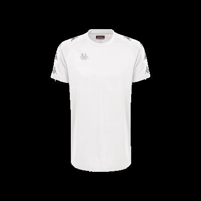 t-shirt bleu Kappa, ancone, no active, hors field