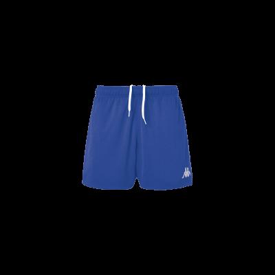 short bleu kappa, rugby, sanremo