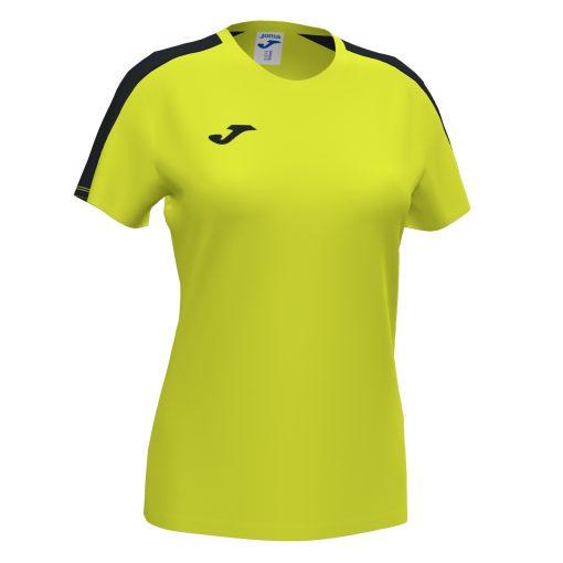 Maillot jaune noir, Joma, academy III, foot, futsal, volley, cricket