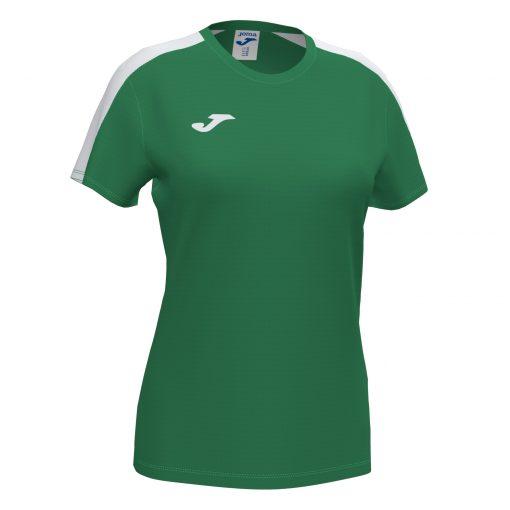 maillot vert blanc, Joma, foot, futsal, volley, cricket, academy III