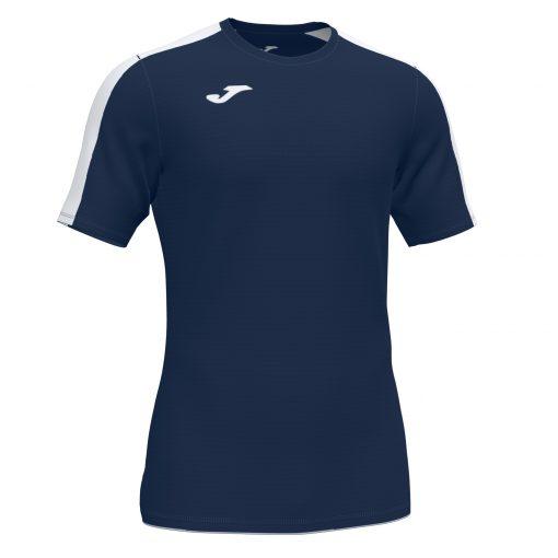 Maillot bleu marine academy III, Joma, hand, volley, foot, futsal, cricket
