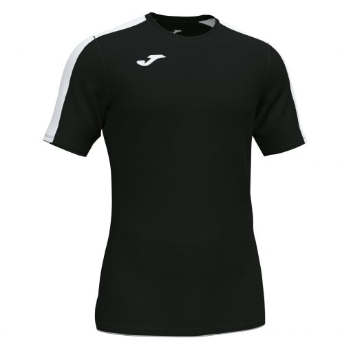 Maillot noir Joma, academy III, hand, foot, futsal, volley, cricket