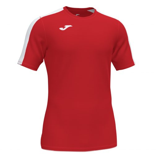 Maillot rouge Joma, academy III, hand, volley, foot, futsal, cricket