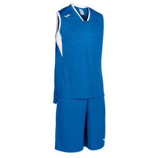 Set bleu blanc, Joma, Campus, basket