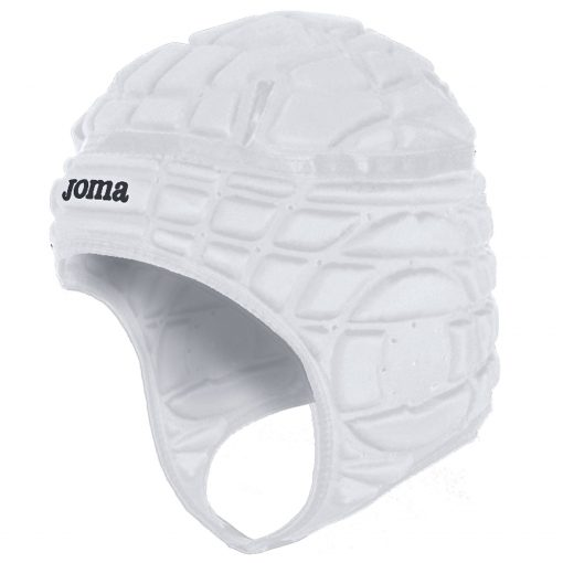 casque rugby blanc, Joma