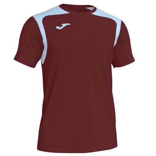 maillot grenat bleu ciel Joma, hand, volley, foot, futsal, championship V