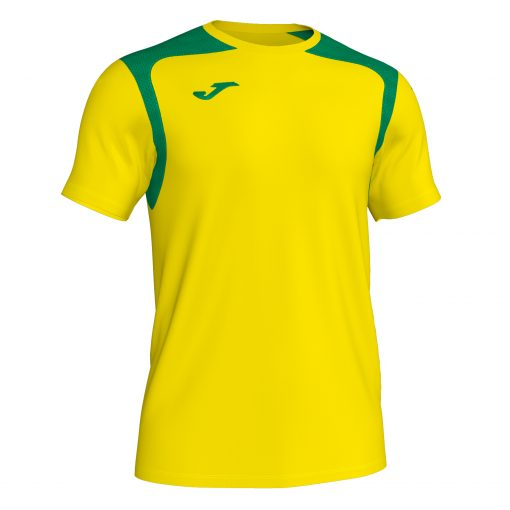 Maillot jaune vert Joma, Championship 5, foot, futsal, hand, volley