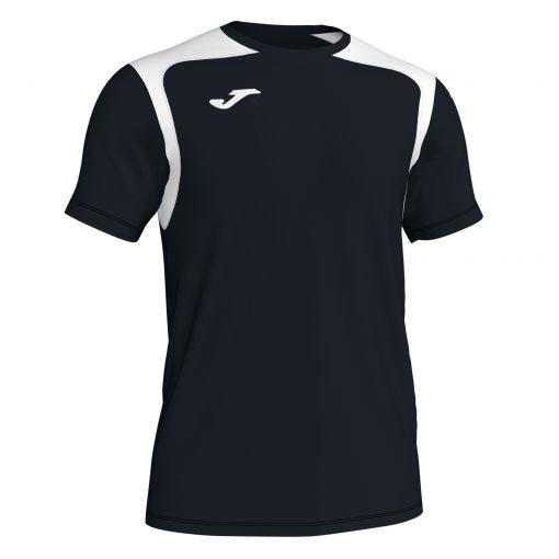 Maillot noir blanc, Joma, championship V, hand, volley, foot, futsal
