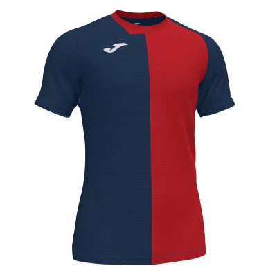Maillot bleu marine rouge, Joma, foot, futsal, hand, volley, city