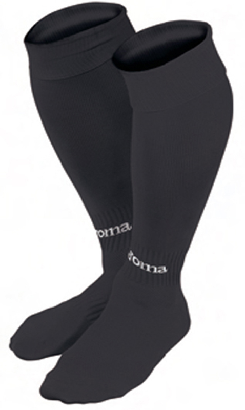 Chaussettes noires classic II, Joma