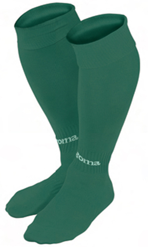 Chaussettes vertes Joma, classic II