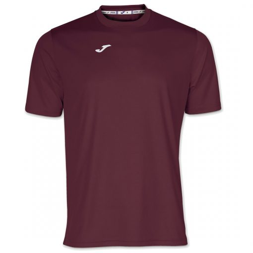 Maillot grenat combi Joma, homme, foot, futsal, volley