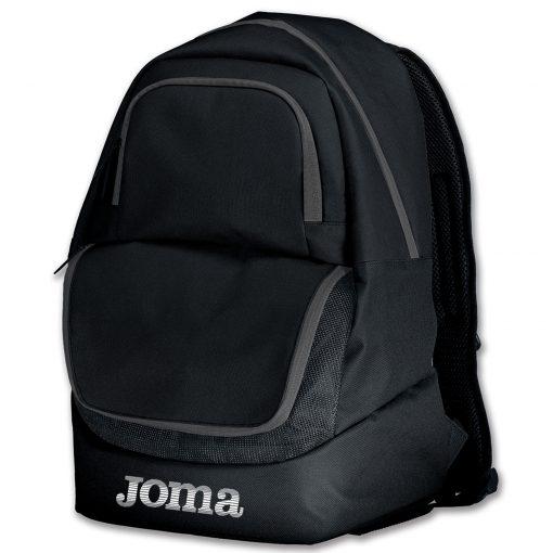 sac à dos, sac de sport, noir, compartiment chaussures
