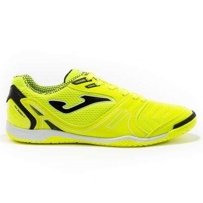 chaussure futsal Joma, dribling 2011 jaune fluo