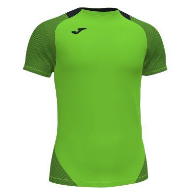 Maillot vert fluo Joma, foot, futsal, hand, volley