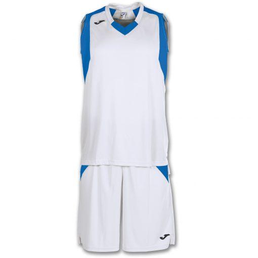 set basket blanc bleu, Joma, Campus
