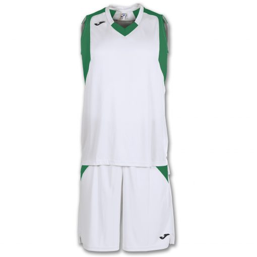 set blanc vert, Joma, final