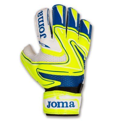 gants jaune fluo, Joma, gardien, foot, futsal, hunter