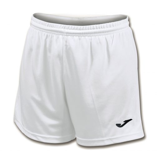 Short femme Joma, blanc, foot, futsal, hand, volley, cricket
