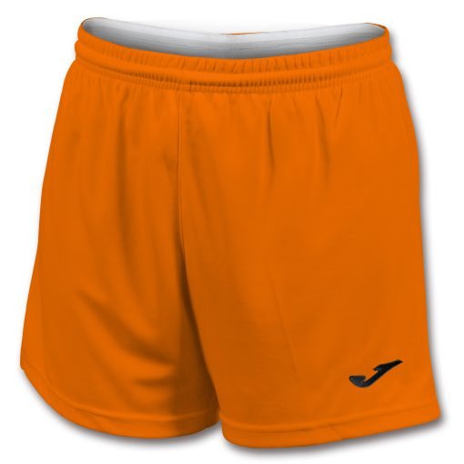 Short orange, femme, Joma, paris 2, foot, futsal, hand, cricket, volley