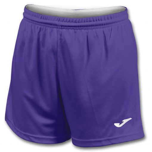 Short femme Joma, violet, hand, futsal, foot, cricket, volley