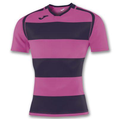 maillot rose violet, rose foncé, Joma, rugby, prorugby