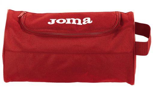 sac, sac à chaussures, Joma, rouge