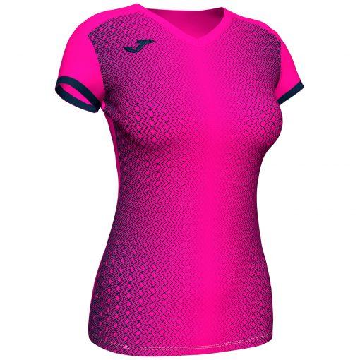 Maillot rose femme Joma, foot, futsal, hand, volley, cricket, supernova