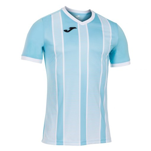 Maillot bleu ciel Tigger II Joma, foot, futsal, volley, hand
