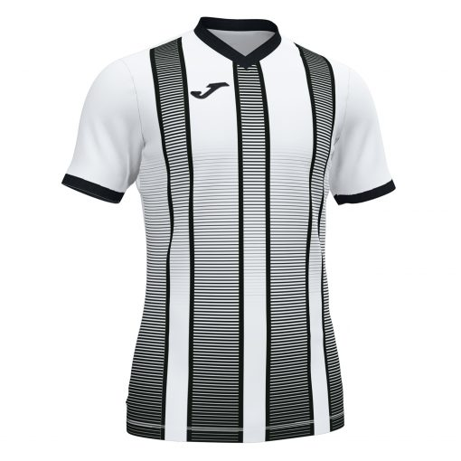 Maillot Blanc noir Joma, Tiger II, Foot, futsal, hand, volley